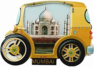 Mumbai India Fridge Magnet Souvenir Gift Home & Kitchen Decoration Magnetic Sticker India Refrigerator Magnet Collection