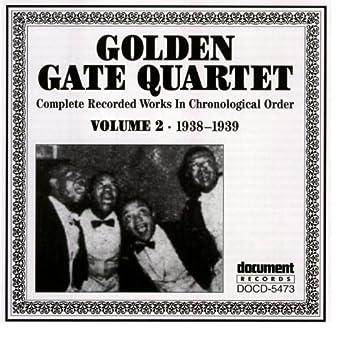 Golden Gate Quartet Vol. 2 (1938-1939)