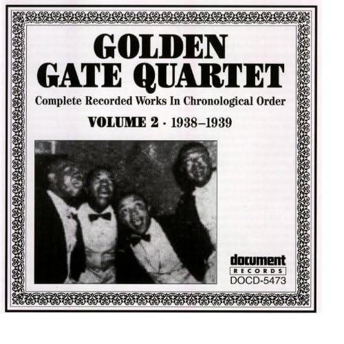 Golden Gate Jubilee Quartet