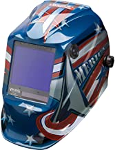 Lincoln Electric Viking 3350 All American, Auto Darkening Welding Helmet with 4C Lens..