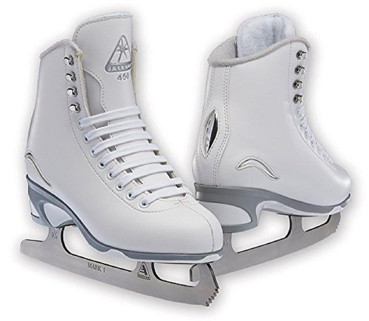 測る環境保護主義者四面体Jackson Figure Ice Skates JS450 / JS451 - 女性と女の子用