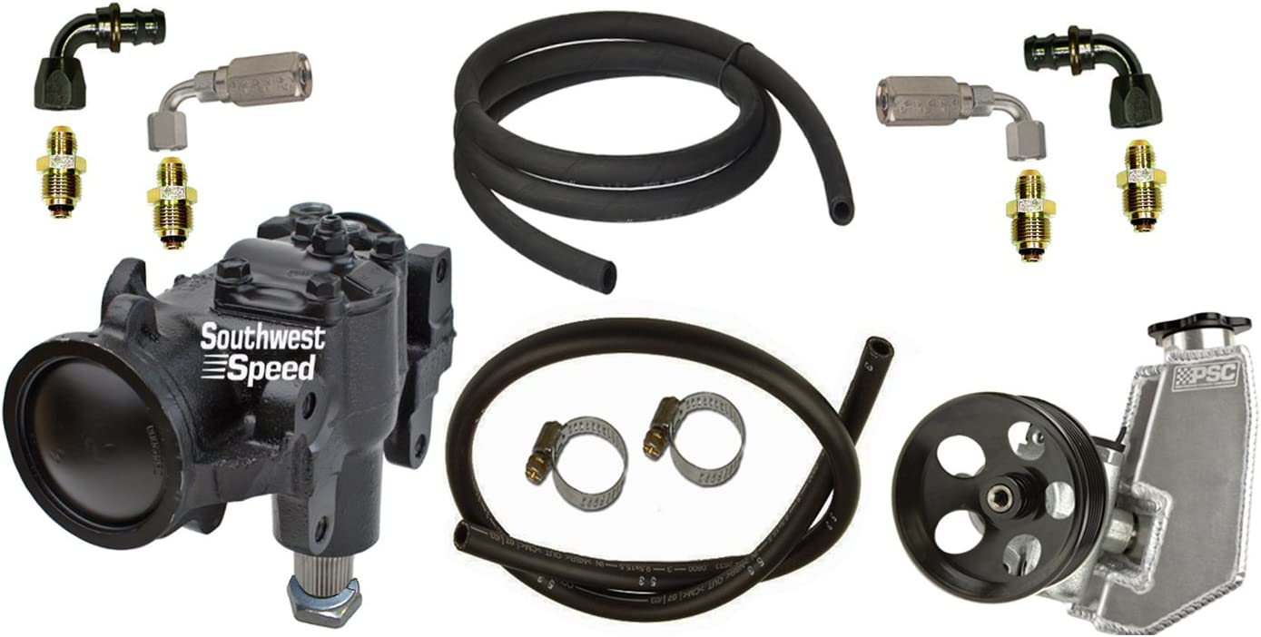 NEW POWER STEERING GEAR BOX KIT Popular brand in the world WITH Ranking TOP2 COMPATIBLE WRANGL 1997-2006