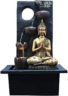 Best golden buddha fountain Reviews