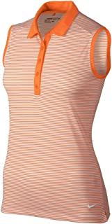 Women's Victory Solid Sleeveless Polo