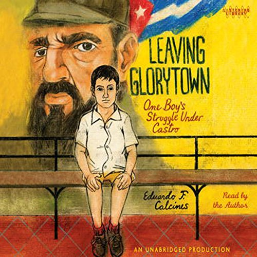 Leaving Glorytown audiobook cover art