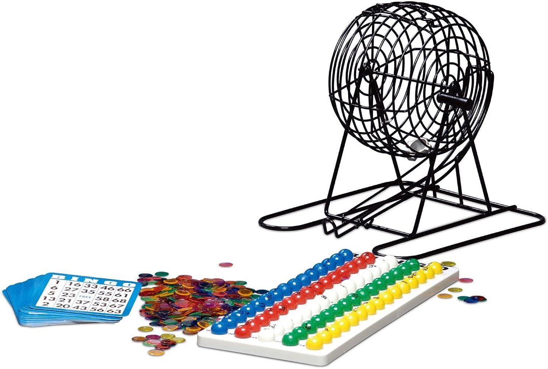 Popular Playthings Bingo (8-Inch x 8-Inch )