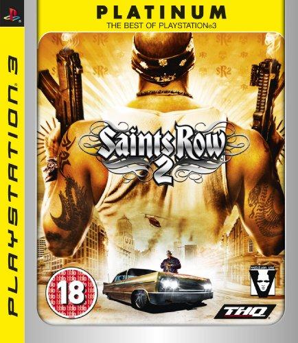 Saints Row 2 - Platinum Edition (PS3) [Edizione: Regno Unito]