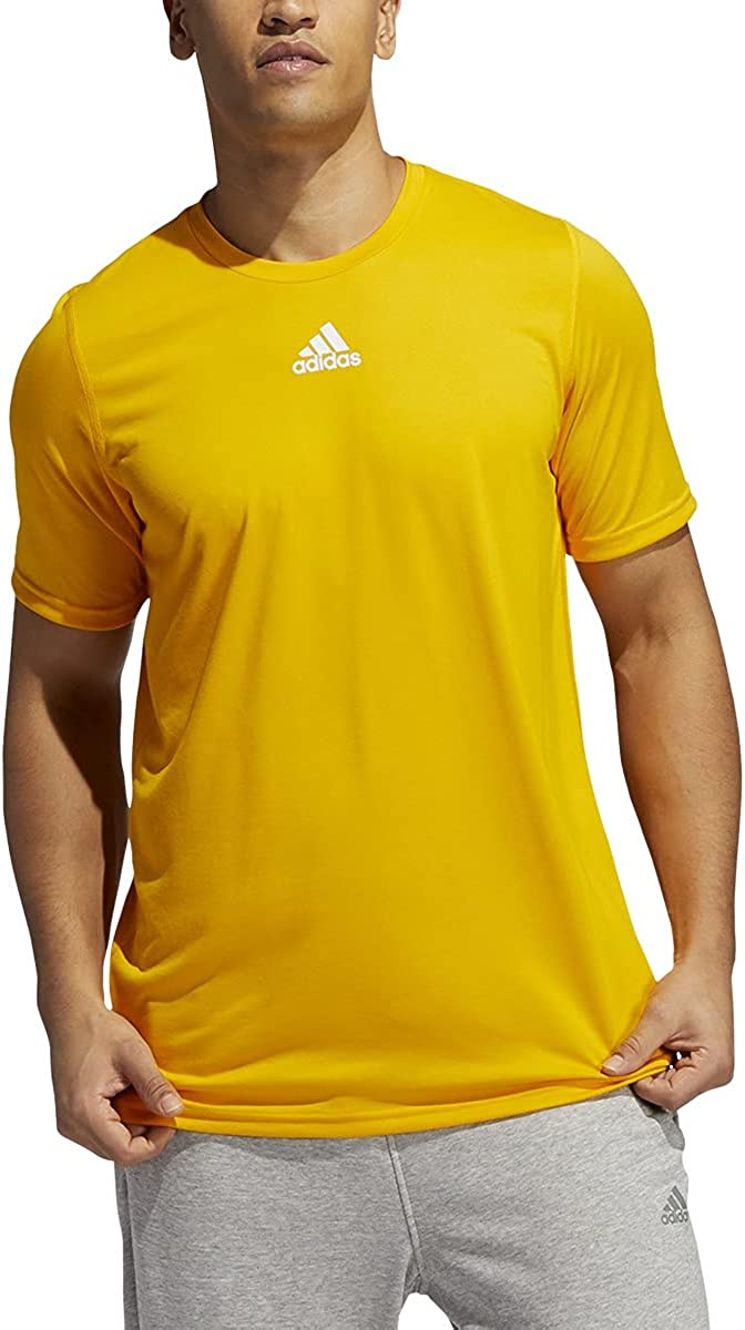 adidas Creator Short Sleeve Shirt - Mens Training