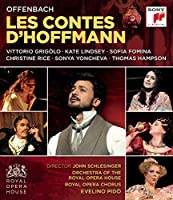 Offenbach: Les Contes D'hoffmann [Blu-ray] [Import]