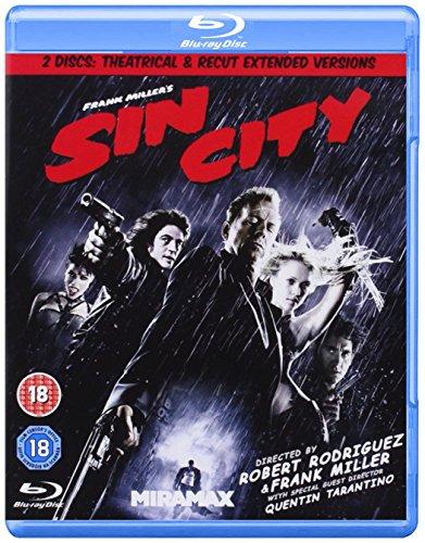 Sin City [Edizione: Regno Unito] [Reino Unido] [Blu-ray]