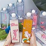 Botella de agua Único Mini Botellas de agua lindas Forma de