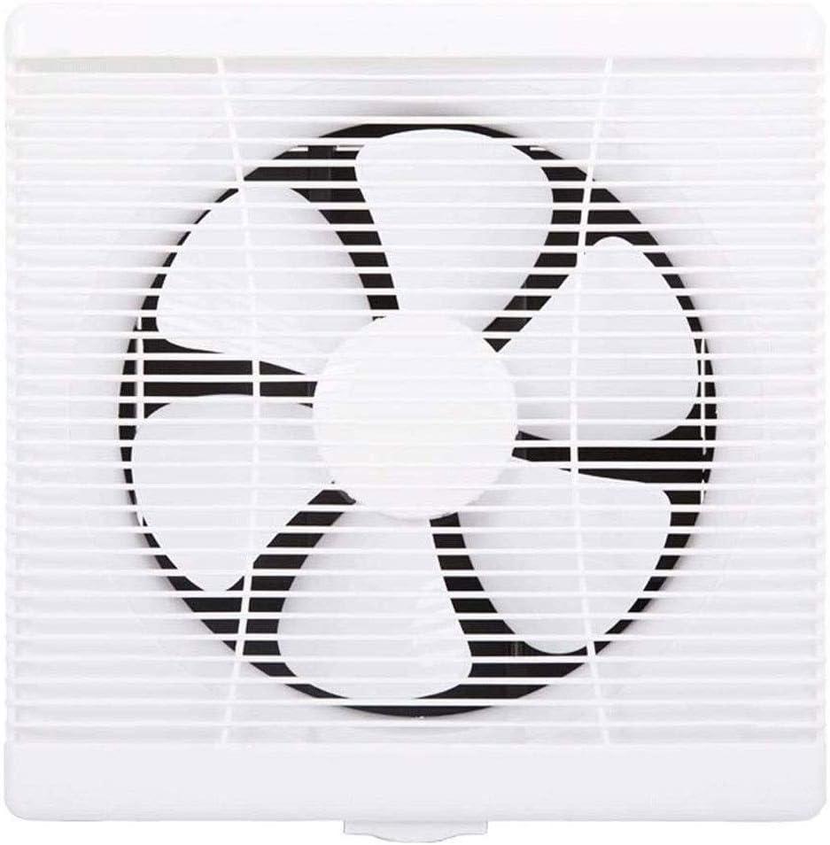 RJSODWL Extractor - 10 Pulgadas Ventilador de ventilación Extractor de Cocina Extractor de baño