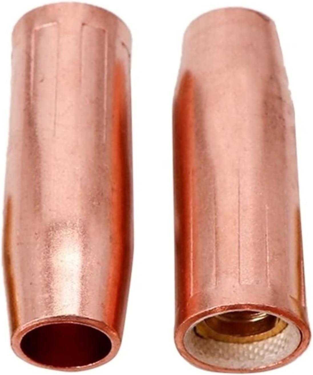 Welding Torch Tip Ultra-Cheap Deals M6 For Binzel Nozzle Gas 20pcs New product