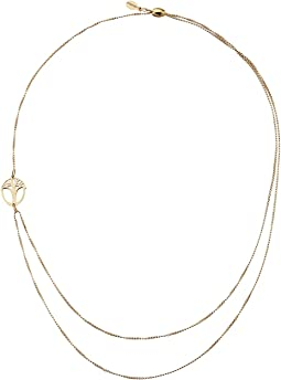 Precious II Unexpected Miracles Pull Chain Necklace