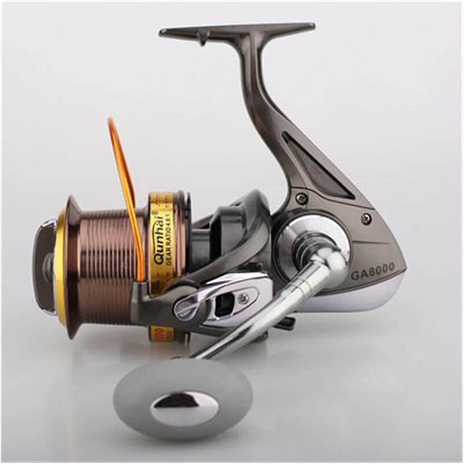 HUACHEN-LS Ranking TOP14 Fishing Direct sale of manufacturer reels 4.6:1 Reel Spinning Ratio 11+1