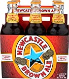 Newcastle Brown Ale, 6 pk, 12 oz bottles, 4.7% ABV