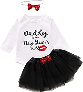 Best infant girl outfits with headbands Reviews