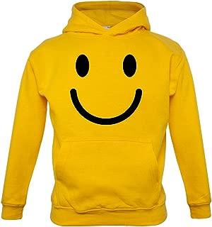 Dressdown Smiley Face - Kids Hoodie - 7 Colors - 1-13 Yrs