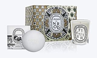 Diptyque Miniature Figuier Candle & Philosykos Soap Set