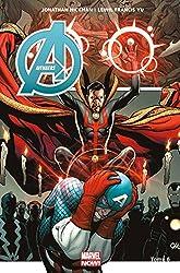 Avengers marvel now - Marvel Now ! Tome 06 de HICKMAN-J+YU-L