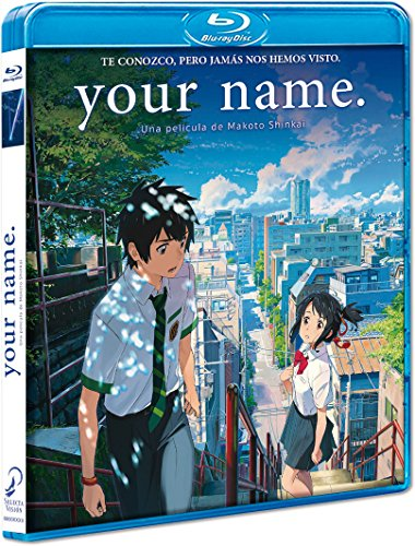 Your Name Blu-Ray Blu-ray