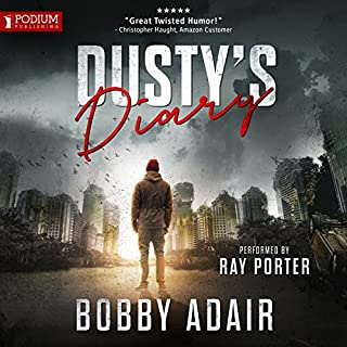 Dusty's Diary audiobook cover art