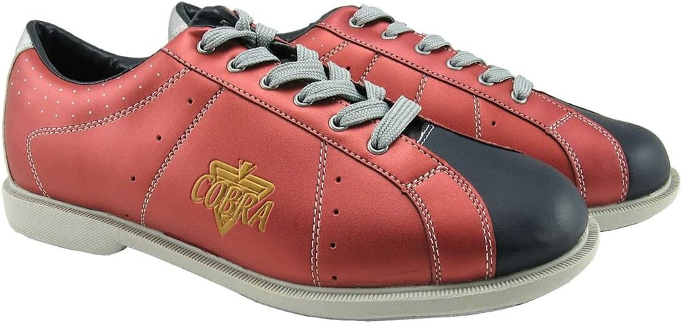 Mens TCR 2L Sport Comfort Rental Bowling Milwaukee Mall Laces Cobra Shoes- Limited price
