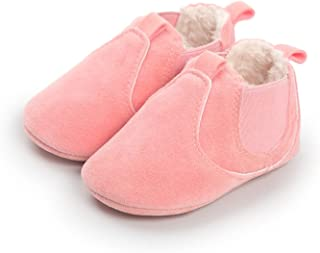 Baby Boys Girl Pu Leather Shoes Newborn Heart Autumn Lace Leopard First Walker (Baby Age : 7-12 Months, Color : P)