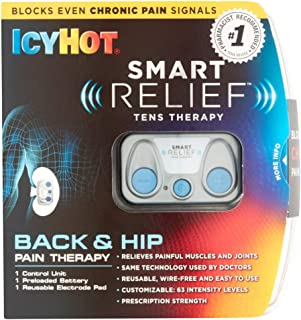 IcyHot Smart Relief Tens Therapy Back and Hip Pain Therapy (1 Pack)