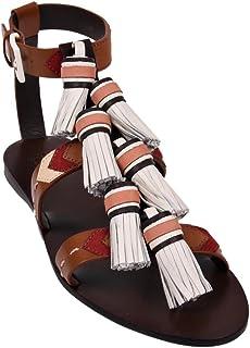 24dbf1698e2cf Amazon.com  Tory Burch - Multi   Sandals   Shoes  Clothing