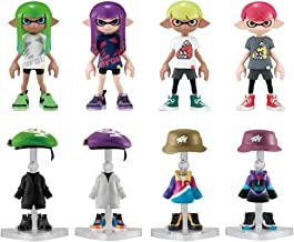 Splatoon 2 - Kisekae Gear Collection Part.3 8Pack Box (Candy Toy)