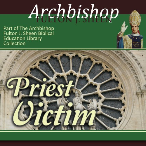 Priest - Victim audiobook cover art
