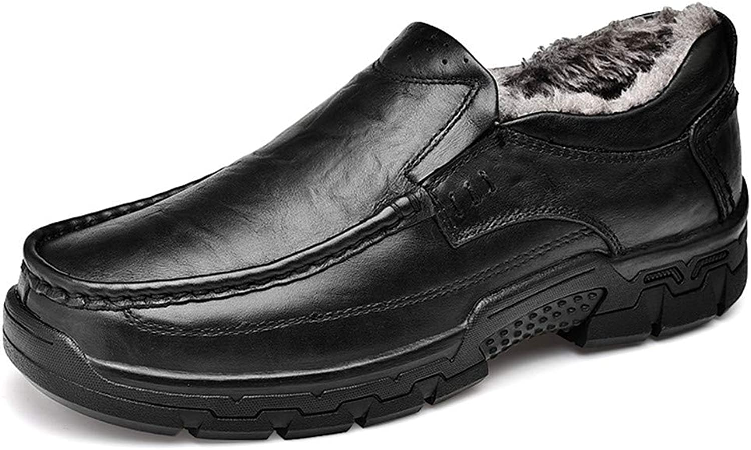 SRY-shoes Men's Simple Outdoor Oxfords Fashionable Design Slip on shoes