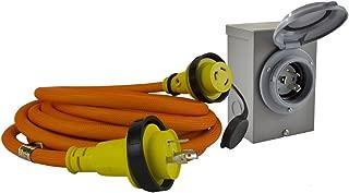 Conntek GIBL530-025 30 Amp Box Temp Power Cord, 25 - Feet