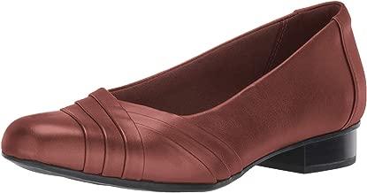 Best ladies brown leather pumps Reviews