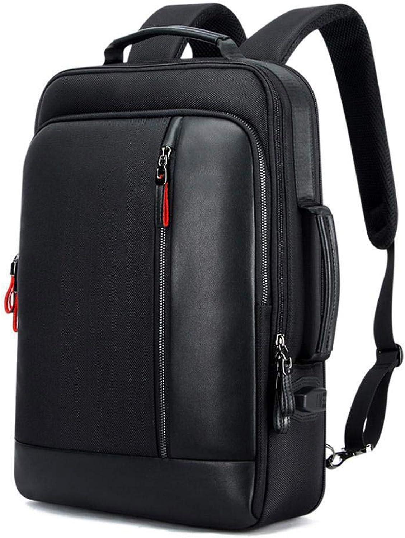 PZXY Freizeit Rucksack Outdoor-Mode Geschft Mann Dame multifunktionale Diebstahlschutz Rucksack