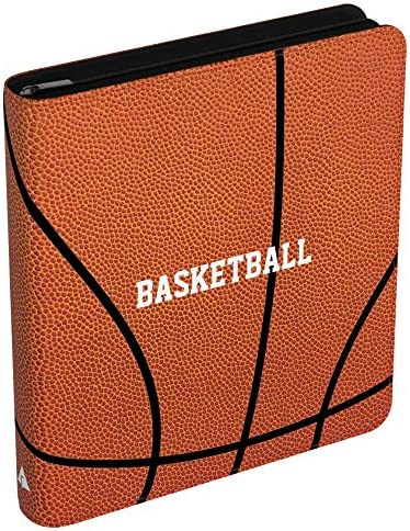 Rayvol Premium 9 Pocket Basketball Card Binder for Trading Cards Fit 720 Cards with 40 Sleeves product image