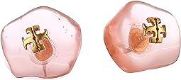 Rolled Brass/Pink