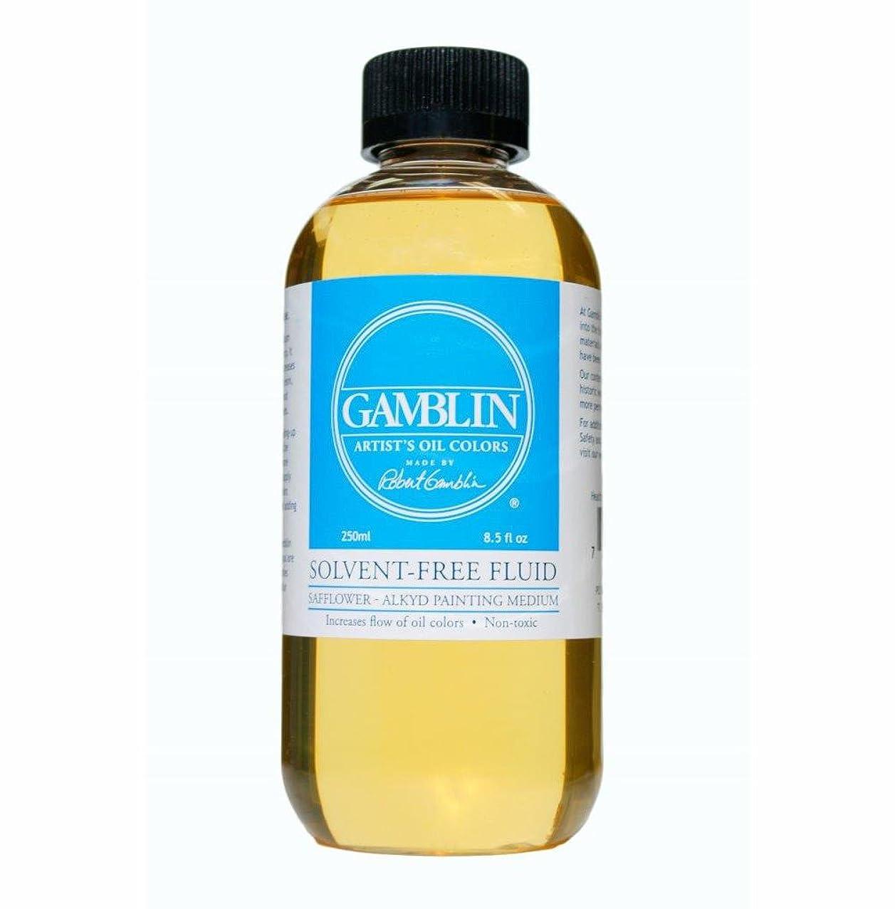 Gamblin Solvent-Free Fluid Medium 8.5 oz Bottle