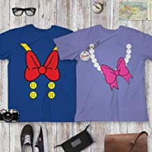 donald and daisy duck shirts