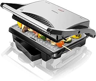 1500 W Negro Plancha Plata Tristar Contacto Multi Grill GR-2840 1500W,INOX