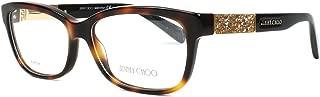 Eyeglasses 110 06VL Havana Black 53MM