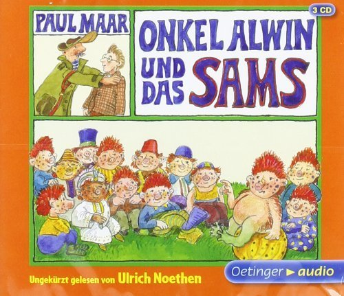 Onkel Alwin Und Das Sams by Unknown(2015-04)
