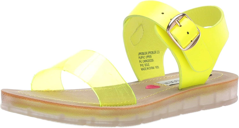 Steve Outstanding Madden Unisex-Child Probler Flat Sandal Rare