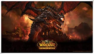 300,500,1000,1500 Pieces Wooden Jigsaw Puzzles Cataclysm DEATHWING,Premium Quality Basswood IQ Game Educational Toys for A...
