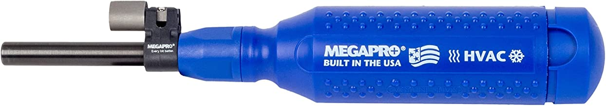 "product image for Megapro 151HVAC-U Alloy Steel Hex HVAC Multi Bit 15 in 1 Screwdriver, 1/4"" Hex Driver, 5/16"" Hex Nut"