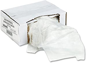 $36 » UNIVERSAL OFFICE PRODUCTS 35945 High-Density Shredder Bags, 16 gal Capacity