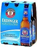 Erdinger Alkoholfrei Weizenbier MEHRWEG (6 x 0.33 l)
