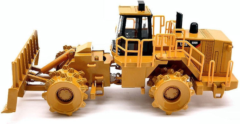 sin mínimo Norscot NR55205 COMPATTATORE DENTI Cat 836 H 1 50 50 50 MODELLINO Die Cast Model Compatible con  punto de venta en línea