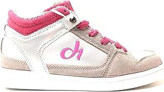 DEHA Ai New 50802 - Zapatillas deportivas casual para mujer y niña, de piel 18